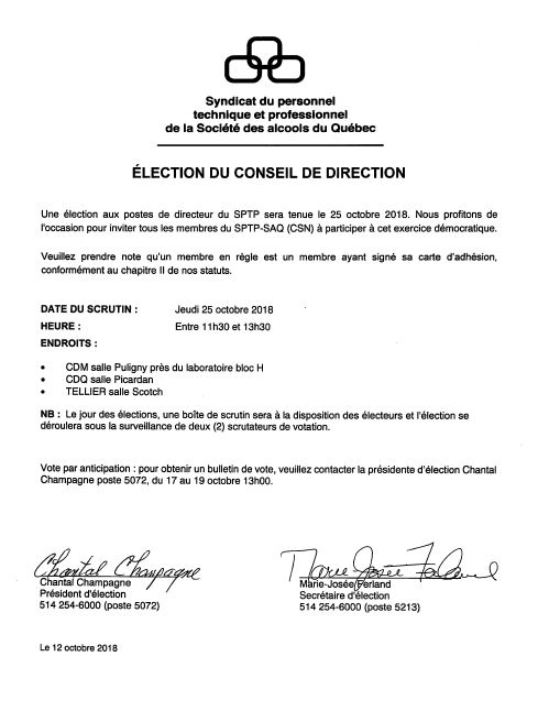 Élections25octobre